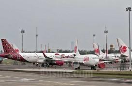 FASE REOPENING EKONOMI : Lalu Lintas Pesawat Mulai Naik