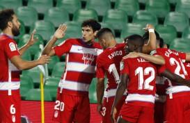 Hasil La Liga, Gol Soldado di Ujung Pertandingan Selamatkan Granada
