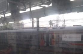 Jadwal KRL Bekasi Molor, Ada Perbaikan Rel di Jalur…