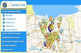 DKI Jakarta Siapkan Aplikasi Jejak, Catat Data Kamu…