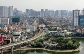 Sukses Tangani Covid-19, Investor Asing Kembali Lirik Pasar Saham Vietnam