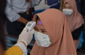 Cegah Penyebaran Covid-19, Penjagaan di Perbatasan Riau Diperketat