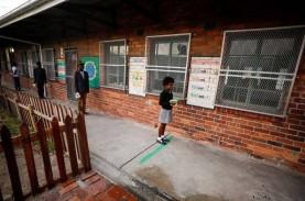 Puluhan Guru dan 1.800 Murid di Afrika Selatan Terpapar…