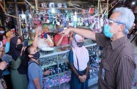 Lima Pasar Tradisional di Temanggung Ditutup Sementara