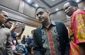 Mantan Bendahara Umum Demokrat Nazaruddin Bebas dari Sukamiskin