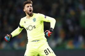 Barcelona Incar Kiper Sporting Lisbon, Penerus Ter…