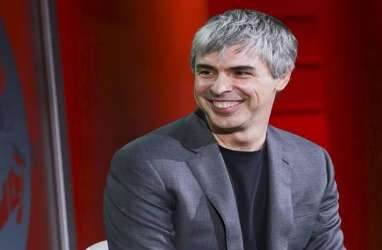 Larry Page: Petualangan dari Google Hingga Taksi Terbang