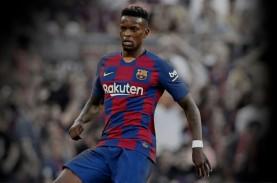 Inter Milan Opsi Terakhir Bek Barcelona Nelson Semedo
