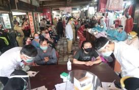 Rapid Test Covid-19 di Pasar Besar Malang Dapati Pengunjung Reaktif