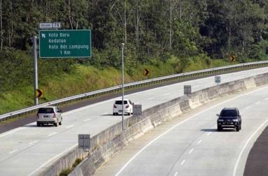 Penindakan ODOL, Gerbang Tol Trans Sumatra Dilengkapi Teknologi WIM
