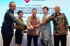 Bisnis TV Satelit Moncer, Pendapatan MNC Vision (IPTV)…