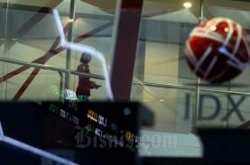 INDUSTRI FINANSIAL : Mitigasi Risiko Pelaku Pasar…