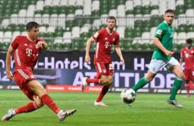 Bayern Munchen Juara Liga Jerman Musim 2019/2020 Usai Kalahkan Bremen