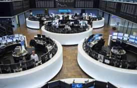 Didorong Rencana Stimulus The Fed, Bursa Eropa melonjak Nyaris 3 Persen