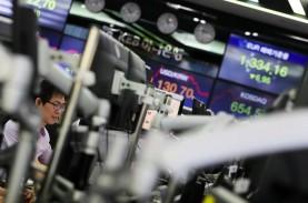 Sentimen Corona dan The Fed, Bursa Asia Dibuka Bervariasi