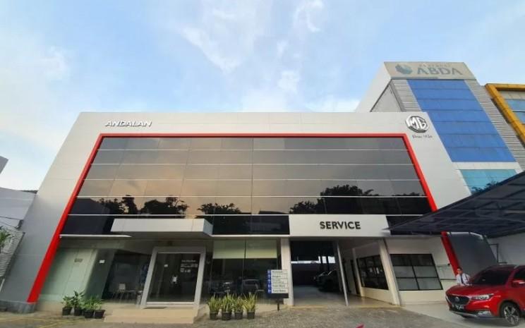 Salah satu dari tiga dealer pertama MG Motor di Indonesia. MG MOTOR