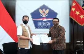 Unilever Indonesia Salurkan 40.000 Alat Tes PCR Lewat Gugus Tugas Nasional