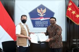 Unilever Indonesia Salurkan 40.000 Alat Tes PCR Lewat…