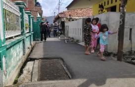 Nasib Jawara Betawi Mardjuki, Makamnya Nyaris Tertutup Aspal Jalan