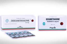 Kabar Baik! Obat Generik Virus Corona, Dexamethasone…