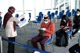 Awal Juni, Trafik Penumpang di Bandara Angkasa Pura…