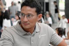 Saran Sandiaga Uno untuk Pemerintah: Kumpulkan Pajak…