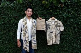 Arane Ecoprint, Pakaian Inovasi Anak Muda