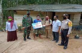 Penerima BLT Dana Desa Turun 36 Persen dari Proyeksi