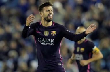 Big Match Sevilla vs Barcelona, Barisan Pertahanan Blaugrana Keropos