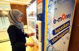 Jalan Tol Sepi, Transaksi Uang Elektronik Bank Mandiri Ikut Susut