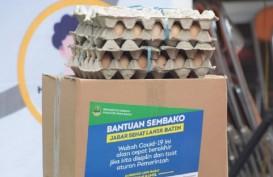 Telur Rusak Bansos Jabar Telah Diganti