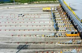 PELONGGARAN PEMBATASAN TRANSPORTASI : Traffic Jalan Tol Mulai Pulih