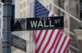 Bursa AS Jatuh, Optimisme Stimulus Memudar