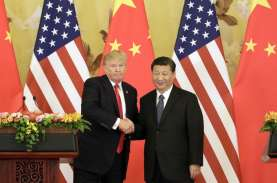 Trump Ternyata Pernah Minta Bantuan Presiden China…