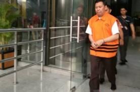 Divonis 5 Tahun Penjara, Mantan Dirut PTPN III Dieksekusi…