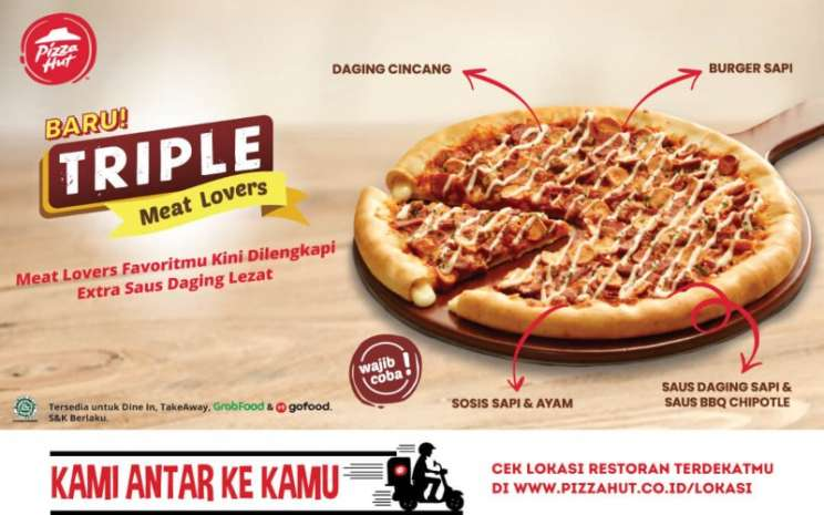 Pizza Hut. Istimewa