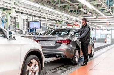 Penjualan Mobil di Eropa Tunjukkan Tanda Pemulihan Awal