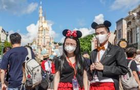 Disneyland Hong Dibuka Kembali, Pengunjung Wajib Pakai Masker