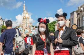 Disneyland Hong Dibuka Kembali, Pengunjung Wajib Pakai…