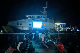 Berantas Destructive Fishing, Kapal Pengawas Disulap…
