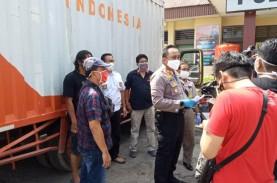 Mobil Pos Indonesia Bawa Daging Celeng Diamankan Polisi…