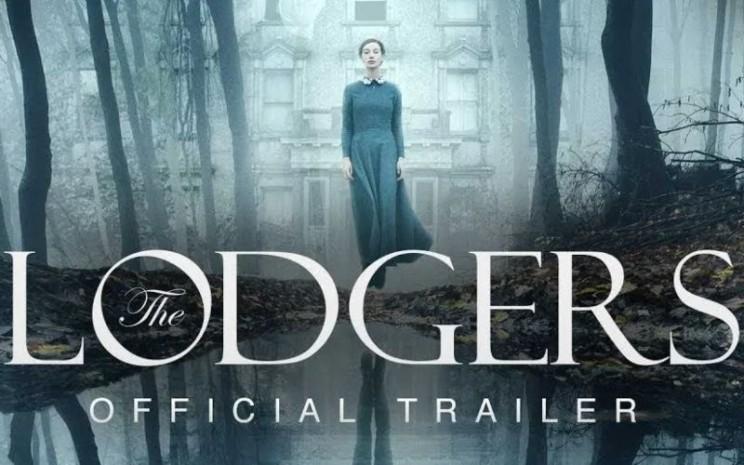 Filml The Lodgers bakal tayang di Bioskop Trans TV. - ilustrasi