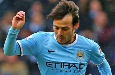 Manchester City akan Adakan Pesta Perpisahan untuk David Silva