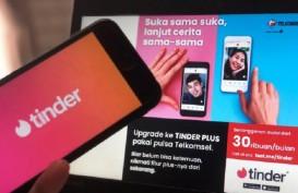 Kolaborasi dengan Tinder, Peluang Pelanggan Telkomsel Dapat Jodoh Makin Terbuka