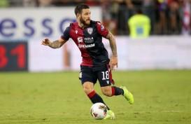 Cagliari Sodorkan Kontrak Baru untuk Gelandang Nahitan Nandez