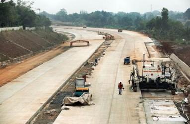 Jasa Marga Kebut Pembangunan Jalan Tol JORR II