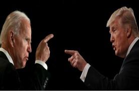PILPRES AS 2020: Donald Trump dan Joe Biden Berpacu…