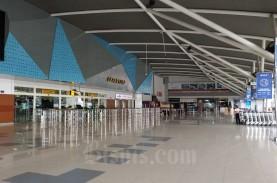 New Normal, Jumlah Penumpang Bandara Makassar Ungguli…