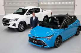 Penjualan Mobil Drop Lagi, Australia Malah Dorong Pemakaian Sepeda Motor