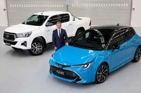 Penjualan Mobil Drop Lagi, Australia Malah Dorong…